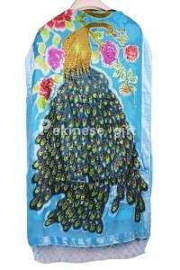 Lot 10 Wholesale New Hand Beaded 100% Silk Velvet Shawl Scarf Wrap