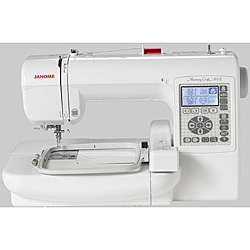 Janome Memory Craft 200E Embroidery Machine (New)  Overstock