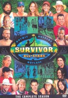 Survivor All Stars   The Complete Season (DVD)