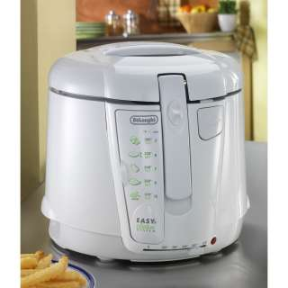 DeLonghi Cool touch Electric Deep Fryer  Overstock