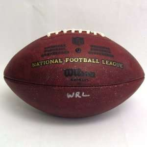Cincinnati Bengals Game Used NFL Football Sports