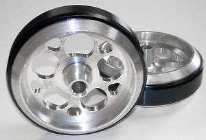 New Universal PRP Billet Aluminum 4 Wheelie Bar Wheels