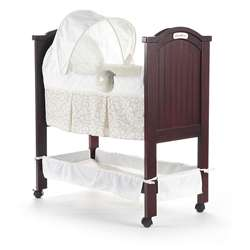 Eddie Bauer Summer Breeze Rocking Bassinet