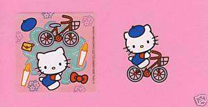 15 Make Your Own Hello Kitty   Large Stickers   Favors