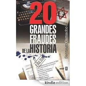 20 grandes fraudes de la historia (Mundo Magico) (Spanish