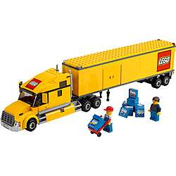 LEGO City Truck Semi with Trailor  Overstock