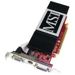 8400 GS 256MB DVI HDTV PCI Express Graphics Card