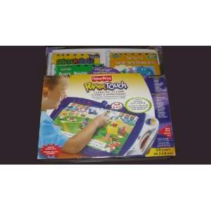Fisher Price PowerTouch Learning System   Includes 2