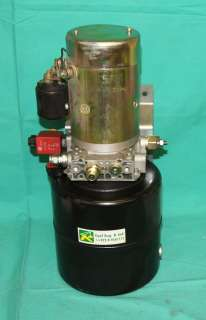 Eyal Engineer 24V 24 volt 24vdc hydraulic Pump ZD24 NEW