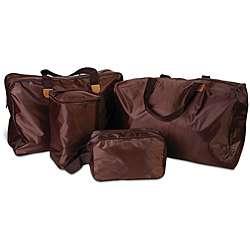 Meridian 4 piece Foldable Travel Bag Set