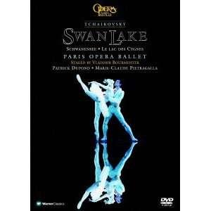 Paris Opera Ballet   Swan Lake [Japan DVD] WPBS 91012 Movies & TV