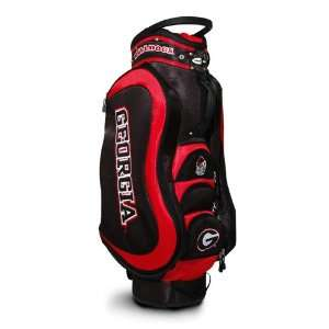 Georgia Bulldogs Medalist Golf Cart Bag