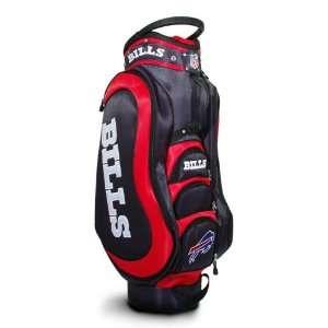 Bills NFL Medalist Golf Cart Bag by Team Golf
