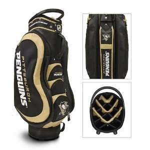 Pittsburgh Penguins Medalist Golf Cart Bag