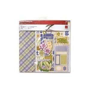 Memory Building 12X12 Page Kit