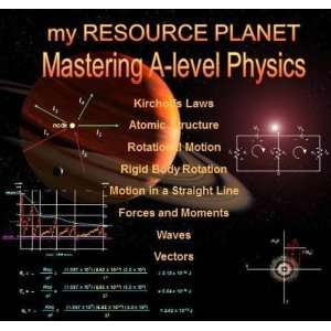 My Resource Planet: Mastering A Level Physics