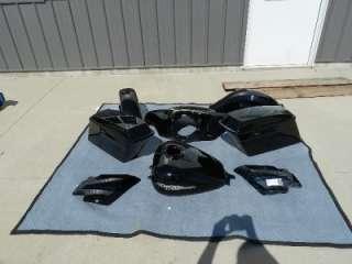10 Harley FLHX Street Glide Paint Set Tin Set Tank Fenders Fairing