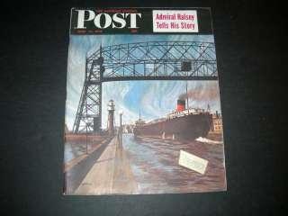 Saturday Evening Post magazine   June 14, 1947 BOYD