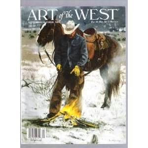 Art of The West   Magazine   SEPT/OCT 2007: Unknown: Books
