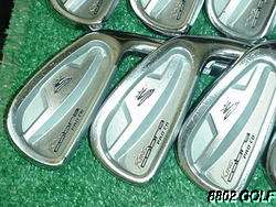 Nice King Cobra Forged Pro CB Irons 3 PW Project X 5.5 + 1 inch over