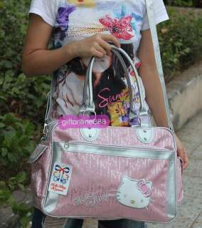 Hello Kitty shoulder bag purse printed HandBag 512PP