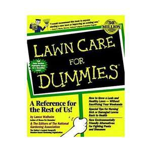 Lawn Care for Dummies., Association, The National
