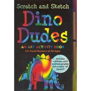 Book for Fossil Hunters of All Ages [With Wooden Stylus for Drawing