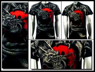 Rock Eagle T Shirt Limited Edition Tattoo E7 Sz M L XL Graffiti Biker