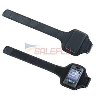SPORT EXERCISE ARM BAND CASE COVER FOR iPhone 4 s 4s 3G New