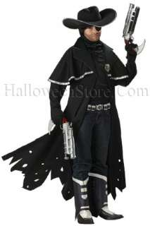 Darkwatch Jericho Cross Child Western Cowboy Costume