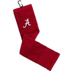 NCAA Alabama Crimson Tide Crimson Embroidered Face/Club