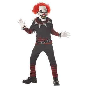 Evil Clown Boys Costume: Toys & Games
