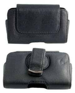 Garmin NuviFone M10 Lambskin Leather Case Pouch Cover