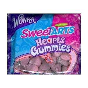 Sweet Tart Gummy Hearts Valentine Candy  Grocery & Gourmet