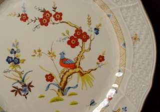 MIKASA china SHANGRI LA D1001 pattern SALAD PLATE