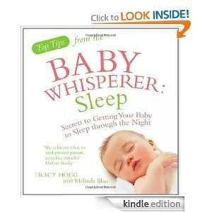 Top Tips from the Baby Whisperer Sleep Melinda Blau, Tracy Hogg