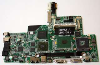 OEM Dell Latitude D810 Intel Laptop Motherboard ATI Radeon Graphics