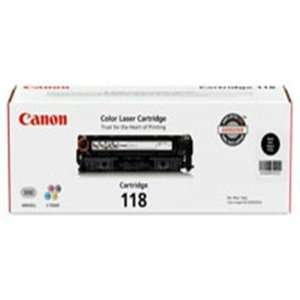 New Canon Usa 118 Toner Laser Cartridge Black For Imageclass Mf8350cdn