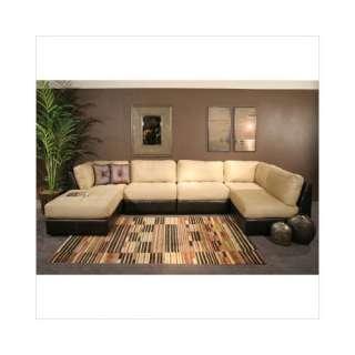 Icon Modern Modular Sectional Sofa Motif Modern Living