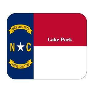 US State Flag   Lake Park, North Carolina (NC) Mouse Pad