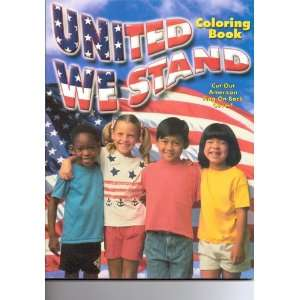 United We Stand, Coloring Book (9780766608870) Modern