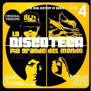 Piu Grande Del Mondo La Discoteca Piu Grande Del Mondo Music