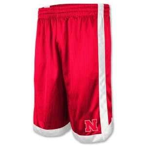 Nebraska Cornhuskers 2012 NCAA Mens Team Shorts, Team Colors
