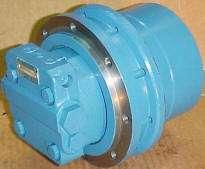 Hanix Eaton Hydraulic Driving Orbit Motor for Tractor