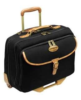 London Fog Laptop Bag, 16 Cambridge Rolling Business Case   Business