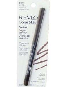 Revlon Colorstay Eyeliner BLACK BROWN 202 309976382036