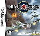 Spitfire Heroes Tales of the Royal Air Force DS Game   Game Only