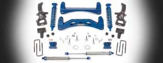 Fabtech 6 performanc lift kit dirt logic Ford F150 2wd