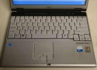 Fujitsu LifeBook B6220 1.33Ghz 2Gb Ram 80Gb HDD WiFi Laptop Notebook