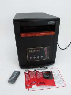 EdenPURE Quartz Infrared Portable Heater GEN3